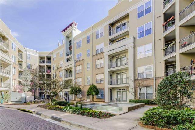 390 17th Street NW #2052, Atlanta, GA 30363 (MLS #6503506) :: The North Georgia Group