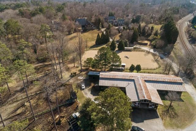 4680 Polo Lane SE, Atlanta, GA 30339 (MLS #6503530) :: The North Georgia Group