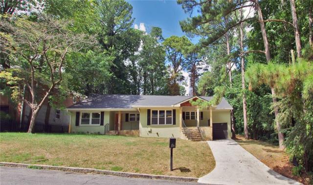 1984 Kilburn Drive NE, Atlanta, GA 30324 (MLS #6503610) :: Iconic Living Real Estate Professionals