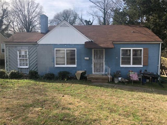 1351 Lorenzo Drive SW, Atlanta, GA 30310 (MLS #6503685) :: The Cowan Connection Team