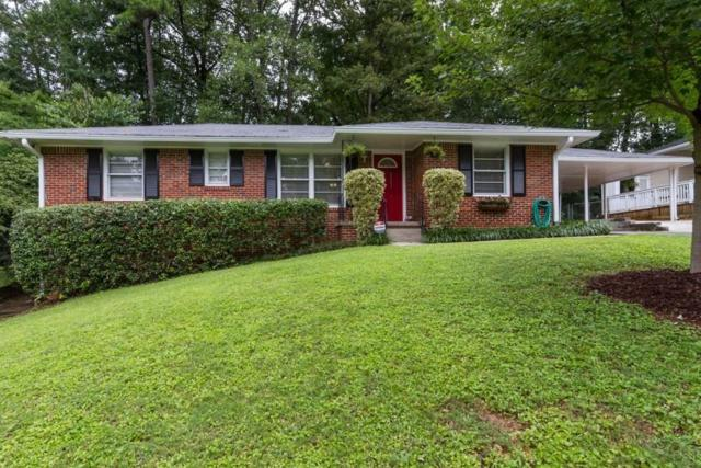 1145 Arbordale Drive, Decatur, GA 30033 (MLS #6503726) :: The Zac Team @ RE/MAX Metro Atlanta