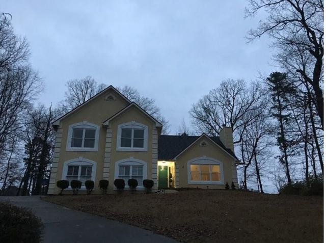 3810 Quail Creek Drive, Buford, GA 30519 (MLS #6504107) :: Iconic Living Real Estate Professionals