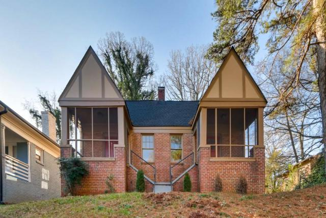 960 Byron Drive SW, Atlanta, GA 30310 (MLS #6504115) :: KELLY+CO