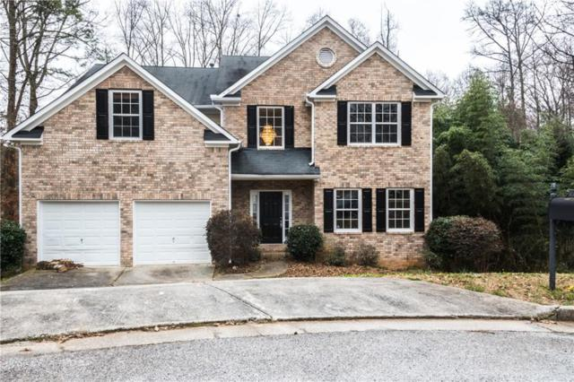 2986 Courtland Oaks Trail SW, Marietta, GA 30060 (MLS #6504153) :: The Zac Team @ RE/MAX Metro Atlanta