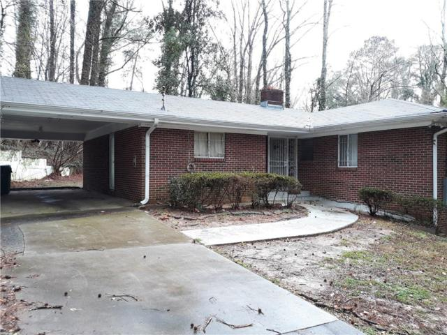 674 Waterford Road NW, Atlanta, GA 30318 (MLS #6504232) :: The Cowan Connection Team