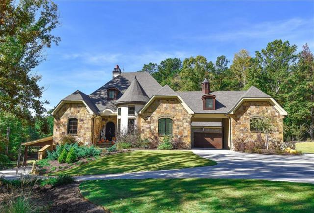 54 Pembrooke, Newnan, GA 30265 (MLS #6504273) :: The Cowan Connection Team
