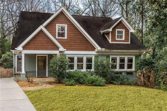 424 Westchester Drive, Decatur, GA 30030 (MLS #6504280) :: The Zac Team @ RE/MAX Metro Atlanta