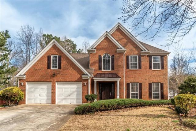 436 Two Iron Trail NW, Kennesaw, GA 30144 (MLS #6504344) :: The Cowan Connection Team
