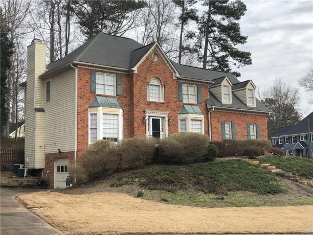 5796 Brookstone View NW, Acworth, GA 30101 (MLS #6504353) :: The Cowan Connection Team