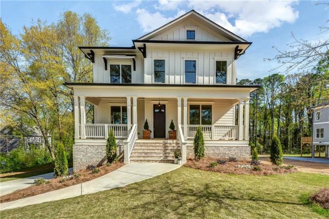 2009 Lee Road SE, Smyrna, GA 30080 (MLS #6504411) :: North Atlanta Home Team