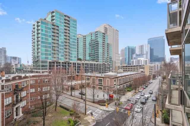 905 Juniper Street NE #512, Atlanta, GA 30309 (MLS #6504562) :: The Cowan Connection Team