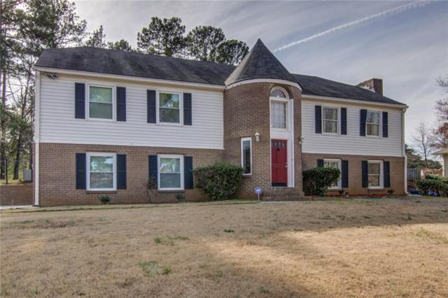 2501 Highland Golf Course Drive SE, Conyers, GA 30013 (MLS #6504832) :: North Atlanta Home Team