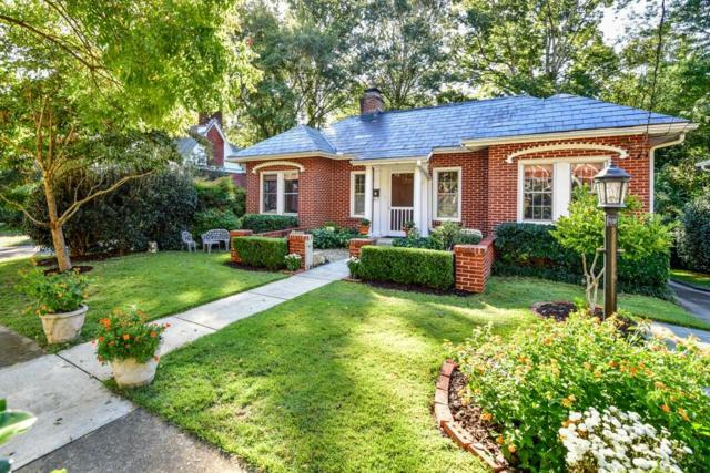 1209 Cameron Court NE, Atlanta, GA 30306 (MLS #6504841) :: North Atlanta Home Team