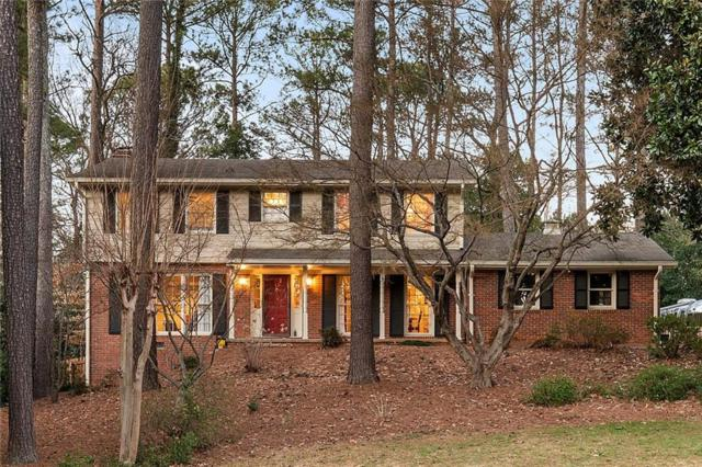 1658 Chateau Drive, Dunwoody, GA 30338 (MLS #6504850) :: Rock River Realty
