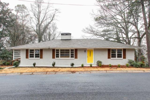 463 Lemon Street NE, Marietta, GA 30060 (MLS #6504880) :: The Cowan Connection Team
