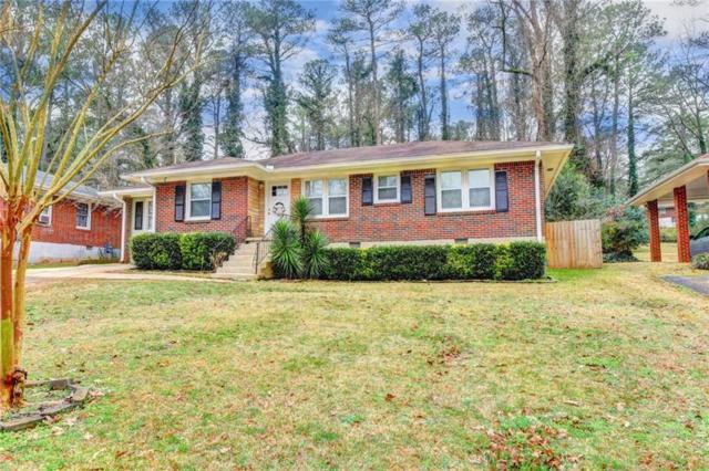 2135 Mark Trail, Decatur, GA 30032 (MLS #6504893) :: The Hinsons - Mike Hinson & Harriet Hinson