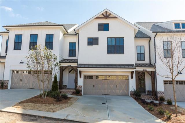 212 Phillips Lane #7, Alpharetta, GA 30009 (MLS #6505035) :: RE/MAX Prestige