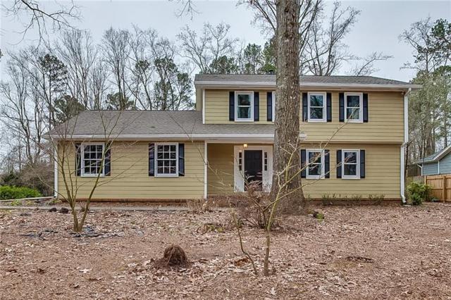 164 Pioneer Trail, Marietta, GA 30068 (MLS #6505151) :: Path & Post Real Estate