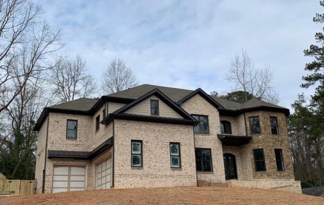 2635 Indian Lake Drive, Marietta, GA 30062 (MLS #6505165) :: The Zac Team @ RE/MAX Metro Atlanta
