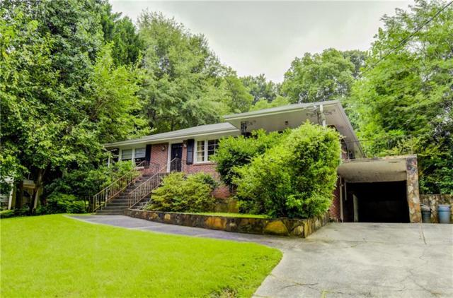 2399 Lavista Road NE, Atlanta, GA 30329 (MLS #6505176) :: Iconic Living Real Estate Professionals