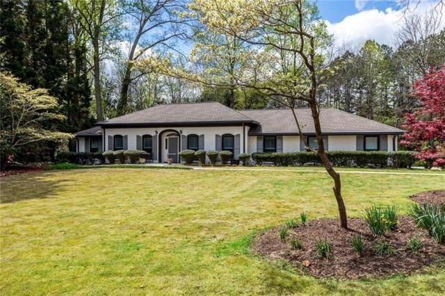 5100 Northland Drive, Sandy Springs, GA 30342 (MLS #6505227) :: The Cowan Connection Team