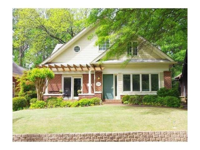 727 Brookridge Drive NE, Atlanta, GA 30306 (MLS #6505344) :: RE/MAX Paramount Properties