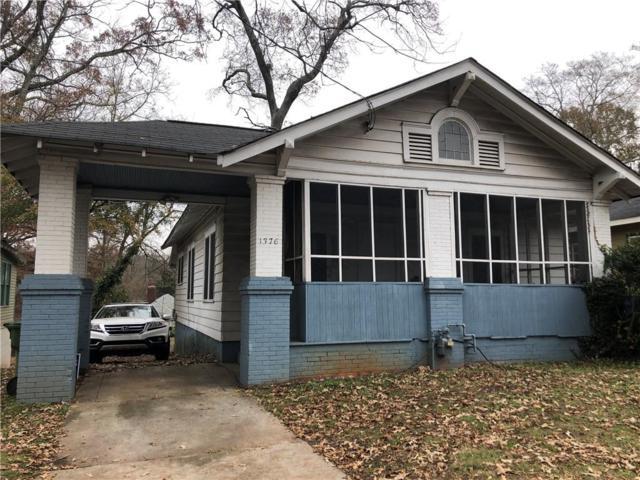 1376 Sylvan Road SW, Atlanta, GA 30310 (MLS #6505368) :: KELLY+CO