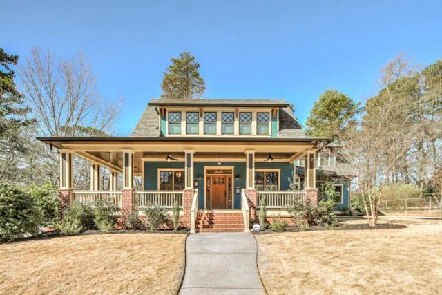 33 Lakeshore Drive, Avondale Estates, GA 30002 (MLS #6505466) :: North Atlanta Home Team