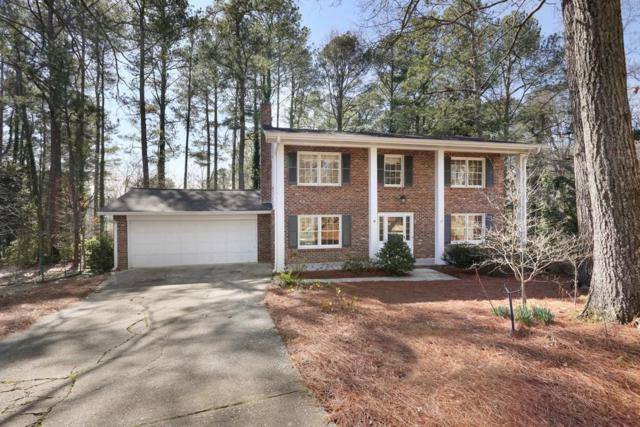 1230 Knoll Woods Court, Roswell, GA 30075 (MLS #6505475) :: The Cowan Connection Team
