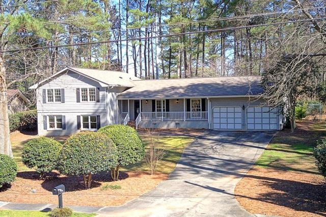 3487 Stratfield Drive NE, Brookhaven, GA 30319 (MLS #6505489) :: The Zac Team @ RE/MAX Metro Atlanta