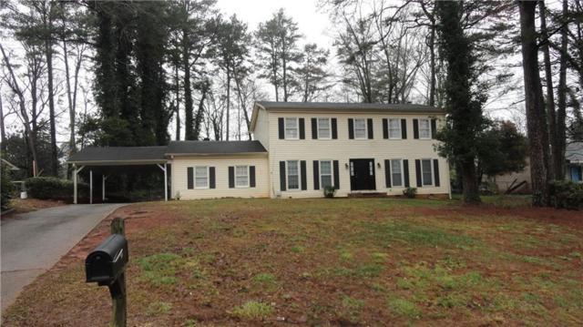 4248 Executive Drive, Stone Mountain, GA 30083 (MLS #6505495) :: Kennesaw Life Real Estate