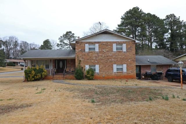 1264 Teakwood Trail, Stone Mountain, GA 30084 (MLS #6505525) :: The Zac Team @ RE/MAX Metro Atlanta