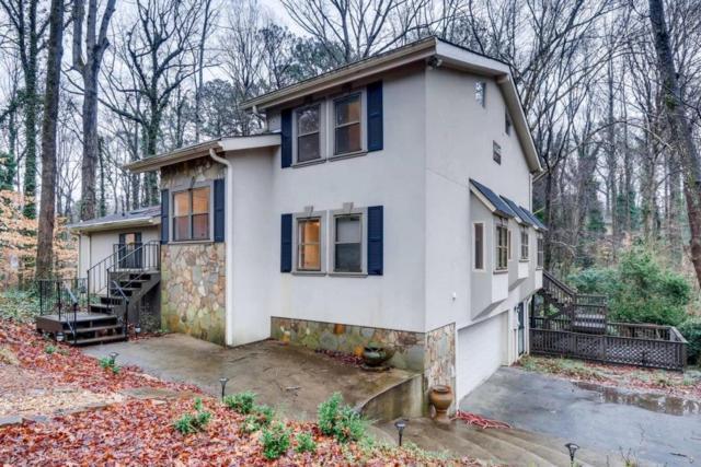 160 Hunting Creek Drive, Marietta, GA 30068 (MLS #6505551) :: KELLY+CO
