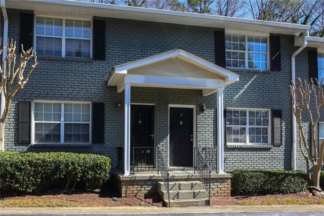 3153 Buford Highway NE #6, Brookhaven, GA 30329 (MLS #6505559) :: The Cowan Connection Team