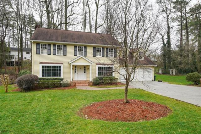 2471 Weatherford Court, Marietta, GA 30068 (MLS #6505646) :: Iconic Living Real Estate Professionals