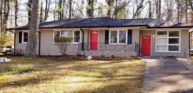 2696 Ben Hill Road, East Point, GA 30344 (MLS #6505651) :: The Cowan Connection Team