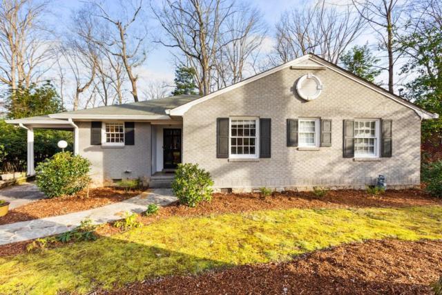 1722 Dyson Drive NE, Atlanta, GA 30307 (MLS #6505706) :: North Atlanta Home Team