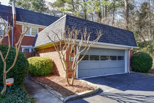 1419 Ashford Place NE, Brookhaven, GA 30319 (MLS #6505742) :: North Atlanta Home Team