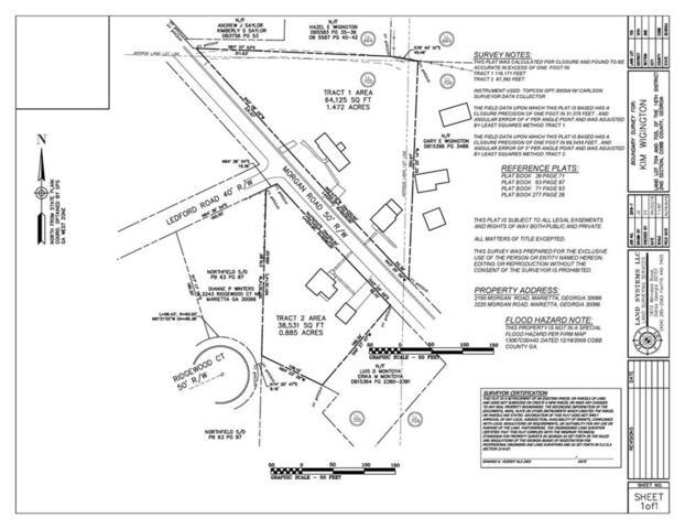 2195 Morgan Road NE, Marietta, GA 30066 (MLS #6505819) :: RCM Brokers