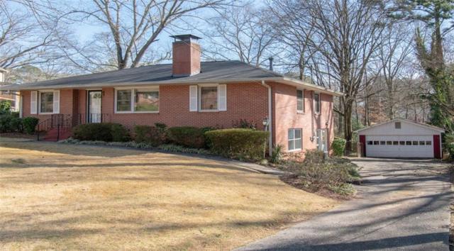 449 Robin Lane SE, Marietta, GA 30067 (MLS #6505895) :: KELLY+CO