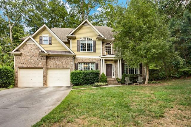 4245 Rockpoint Drive NW, Kennesaw, GA 30152 (MLS #6505940) :: Kennesaw Life Real Estate
