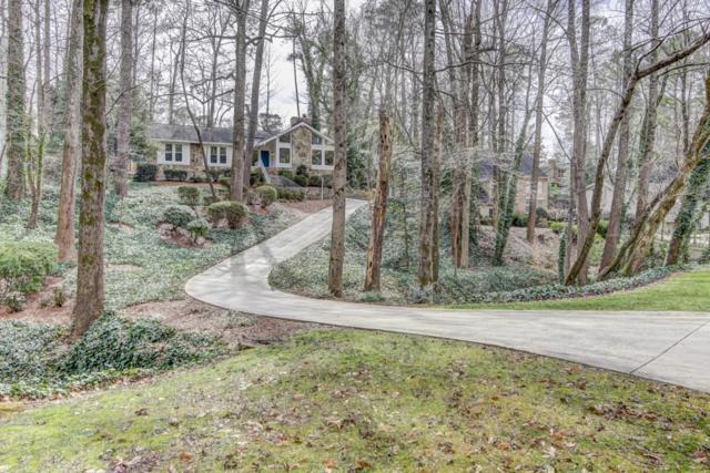 6165 Blackwater Trail, Atlanta, GA 30328 (MLS #6505963) :: The Hinsons - Mike Hinson & Harriet Hinson