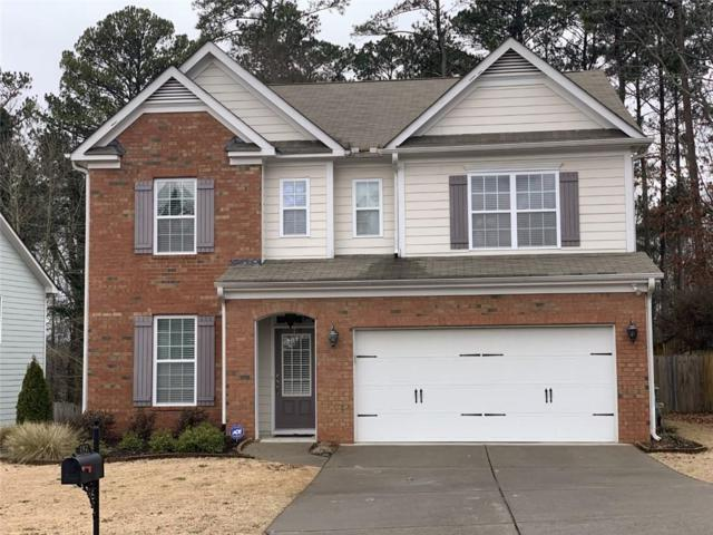 105 Mill Creek Drive, Canton, GA 30115 (MLS #6505978) :: Kennesaw Life Real Estate