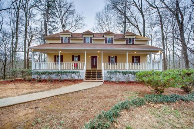 180 Ritchfield Drive, Powder Springs, GA 30127 (MLS #6505987) :: The Heyl Group at Keller Williams