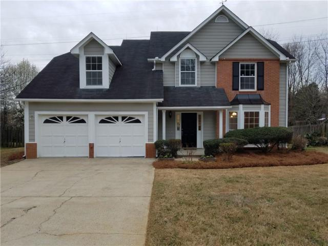 1115 Towne Manor Court NW, Kennesaw, GA 30144 (MLS #6505989) :: Kennesaw Life Real Estate