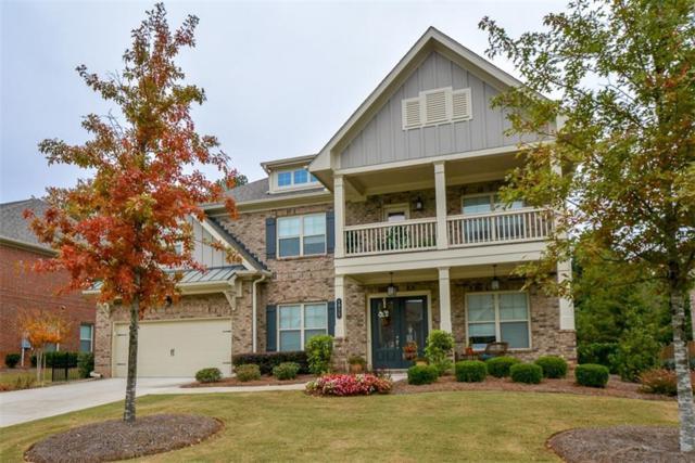 1235 Redbud Drive, Alpharetta, GA 30005 (MLS #6506000) :: North Atlanta Home Team