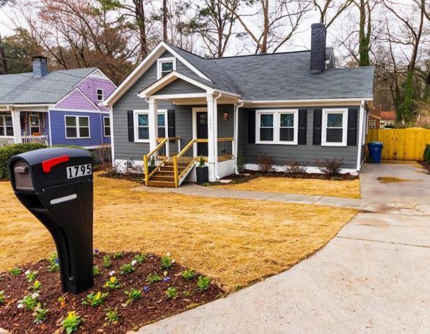 1795 Alvarado Terrace SW, Atlanta, GA 30310 (MLS #6506031) :: RE/MAX Prestige