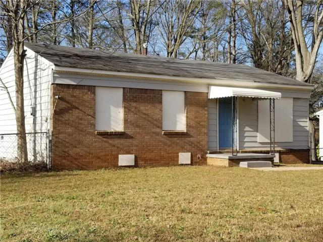 1055 Kipling Street SE, Atlanta, GA 30315 (MLS #6506063) :: The Zac Team @ RE/MAX Metro Atlanta