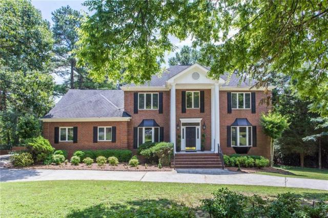 7775 Jett Ferry Road, Dunwoody, GA 30350 (MLS #6506066) :: Rock River Realty