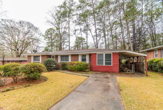 2499 Warwick Circle NE, Chamblee, GA 30345 (MLS #6506110) :: The Zac Team @ RE/MAX Metro Atlanta